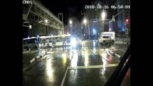 Авария на перекрестке Мира — Крайней вызвала пробку в Южно-Сахалинске
