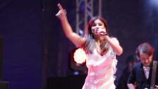 Ани Лорак поет It's my life на концерте в честь 135-летия Южно-Сахалинска