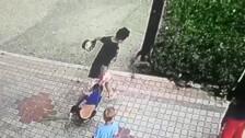 Сахалинская полиция проверяет видео с ребенком, которого за шкирку таскали по Долинску