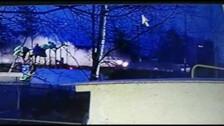 Микроавтобус разорвало в жуткой аварии в Ногликах