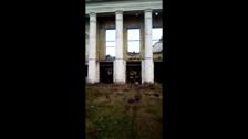 Во Мгачах сносят Дом культуры