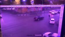 Водитель «Тойоты» летел на красный свет и сбил южносахалинку