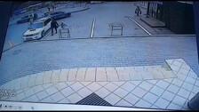 На парковке супермаркета в Южно-Сахалинске пострадал юный велосипедист, въехавший в авто