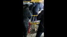Видео из автобуса