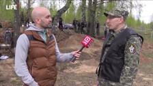 Останки четырёх тысяч человек поднимают под Новгородом