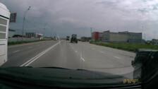 нарушение проезда перекрестка